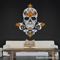 African Wall Art Stickers | African Tribal Wall Art | Wall ...
