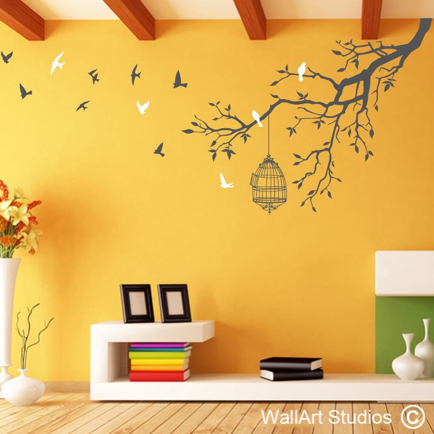 freedom branch custom made vinyl decals wall art studios sa