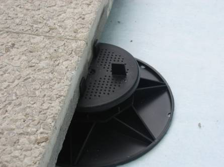 Adjustable Plastic Paving Support Pads