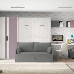 Wall Sofa Sectional Sofas Toronto Cheap Wallbeds The London Wallbed Company Space From