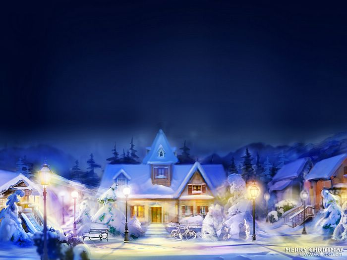 Image result for xmas house
