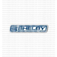 From $4.50 Buy Shelby Performance Parts Racing Sticker at ...