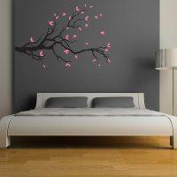Cherry Blossom Tree Wall Decal | Sakura Wall Decal