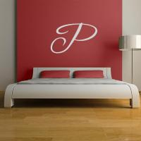 Initial Wall Decal | Wall Decal World