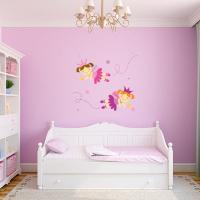 fairy wall decals | Roselawnlutheran
