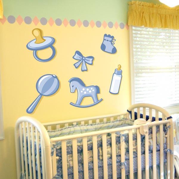 Wall Stickers For Baby Boy Nursery ~ TheNurseries