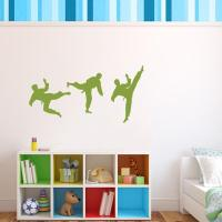 Martial Arts Wall Decals | Wall Decal World