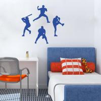 Sports Decals For Kids Rooms | Kids Matttroy