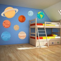 Planet Wall Decals | Wall Decal World