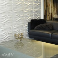 Decorative 3D Wall Panels - Textured Wall Tiles - Interior ...