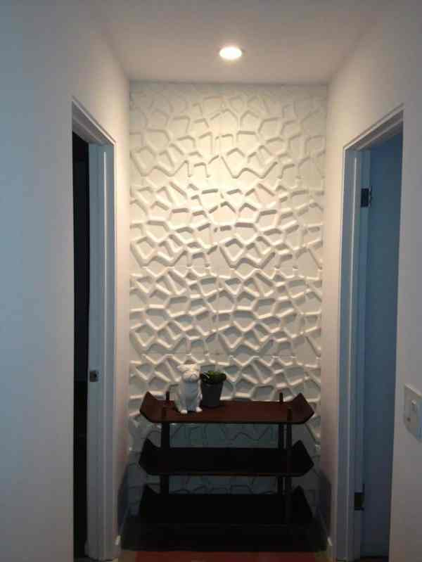 Wall Paneling - Interior Panels Gaps Design