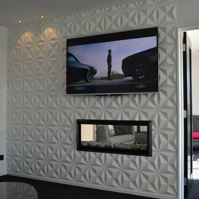 Decorative 3D Wall Panels by WallDecor3D