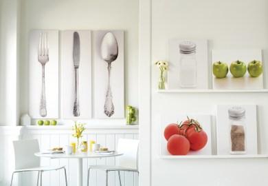 Modern Kitchen Wall Decorations