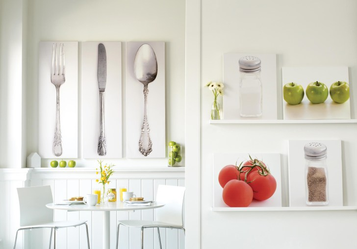 Modern Kitchen Wall Decorations