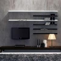 Modern Living Room Wall Decoration