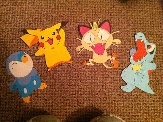 Pokemon Card Wall Decoration Wall Decoration Pictures