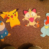 Pokemon Card wall decoration