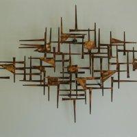 Sculpture Wall Art