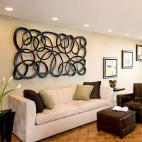 Contemporary Hanging Sculpture for Living Room