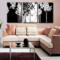 Living Room Decor With Wall Clock Hz - Wall Decoration ...