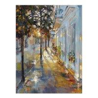 Morning Light Canvas Art