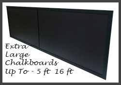 chalkboard headquarters menu to