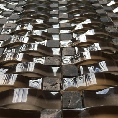 kitchen backsplash panels online design tool curved bamboo basket - glass mosaic tile