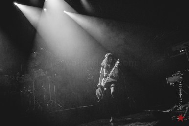Wolfmother @ le Trianon, Paris, 25/04/2016