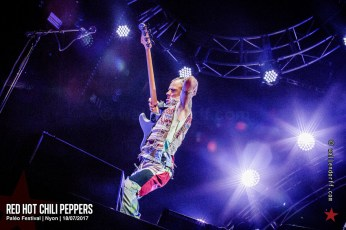 Red Hot Chili Peppers @ Paléo Festival, Nyon, 18/07/2017
