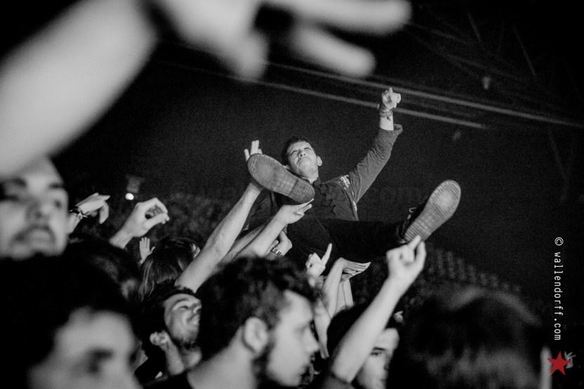 Bloc Party @ le Zénith, Paris, 16/10/2018