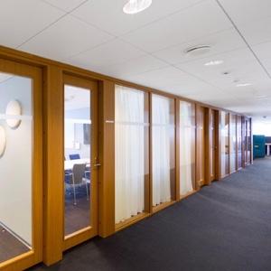 Modular partition walls  Wallenium