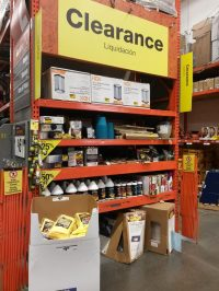 Home Depot Penny Shopping Guide, Clearance Items Marked to ...