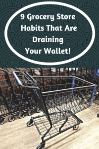grocery store habit pinterest graphic