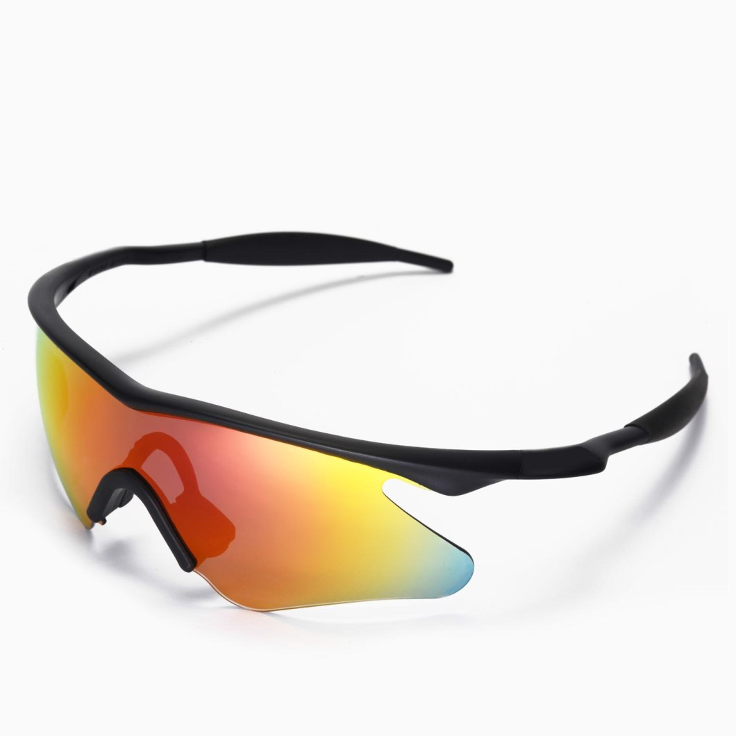 Oakley M Frame Heater Black Iridium | Siteframes.co