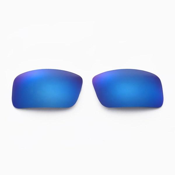 Walleva Polarized Ice Blue Replacement Lenses Oakley