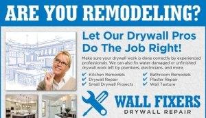 drywall-remodeling