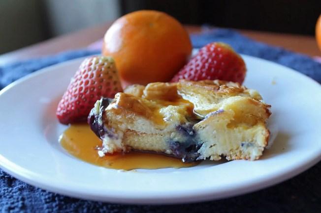 Blueberry Hawaiian Sweet Bread Toast 1--012713