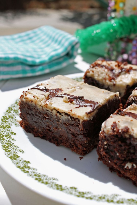 Extra Fudgy Kahlua Brownies 1--071813