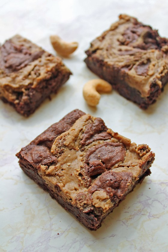 PB Cookie Butter Fudge Truffle Brownies 10--091213