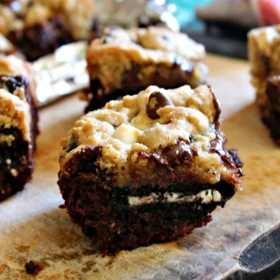 Killer Cookies 'N Cream Brookies 30--112113