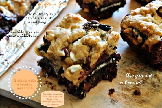 Killer Cookies 'N Cream Brookies 5--112113