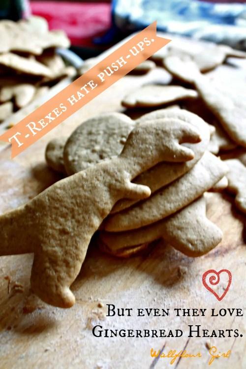 No-Molasses Gingerbread Cutout Cookies 11--122413