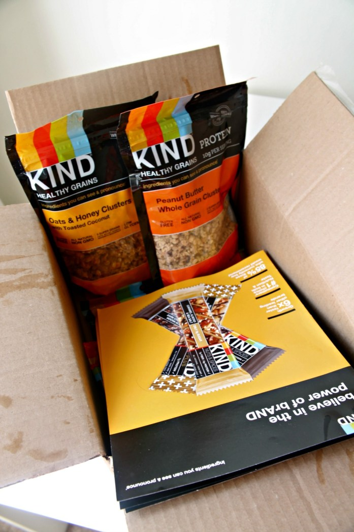KIND Snacks Review and Giveaway 2--081514