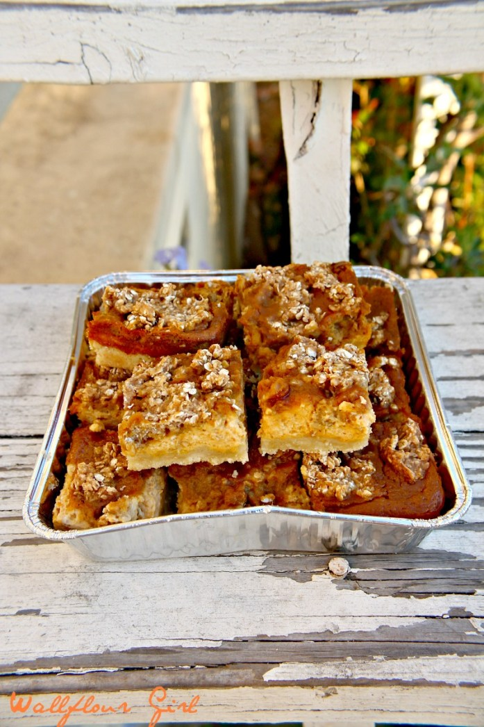 Pumpkin Pie Layer Cheesecake Bars 8--090514