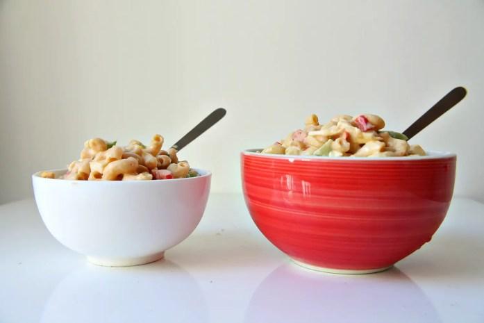 Creamy Gochujang Peanut Pasta Salad 4--112314