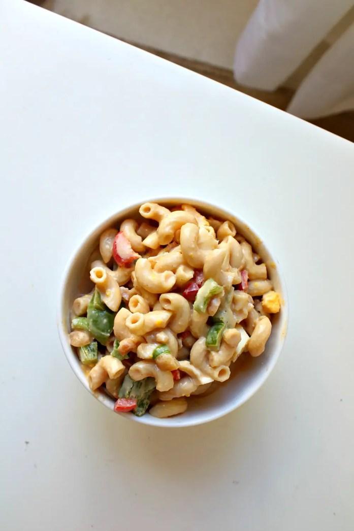 Creamy Gochujang Peanut Pasta Salad 9--112314