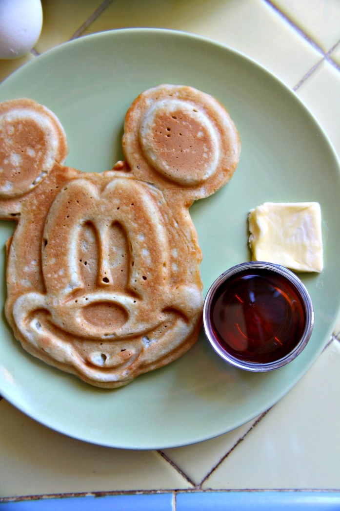 Mickey Mouse Waffles 1--011715