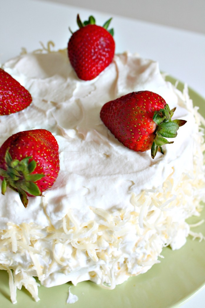 Steamed-Strawberry-Coconut-Poke-Cake 11--051015
