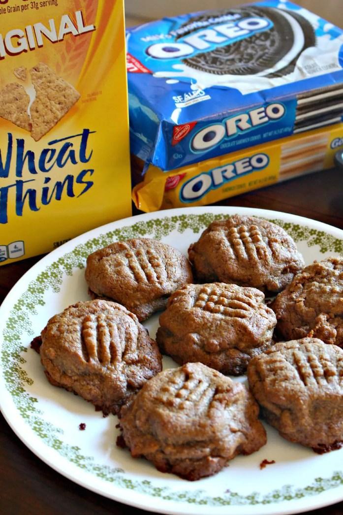 Oreo-Stuffed Peanut Butter Cookies 6--081715