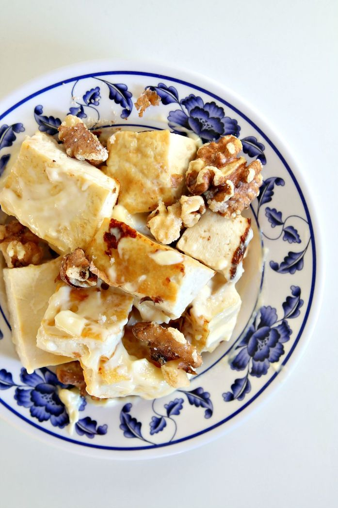 Honey Walnut Tofu 7--092115